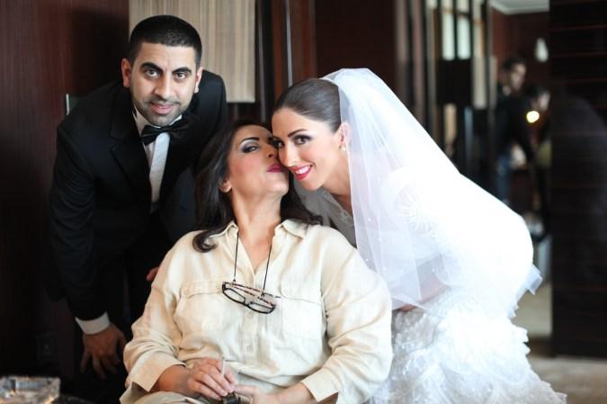 Rozana wedding at Al Badia in Dubai