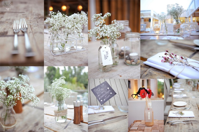 Styling, decorating and making things look pretty.