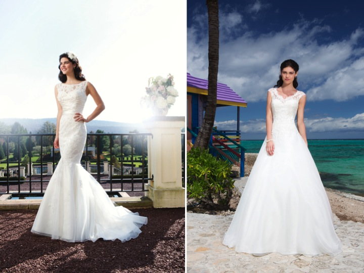 Contessa's new collection- Sincerity Bridal