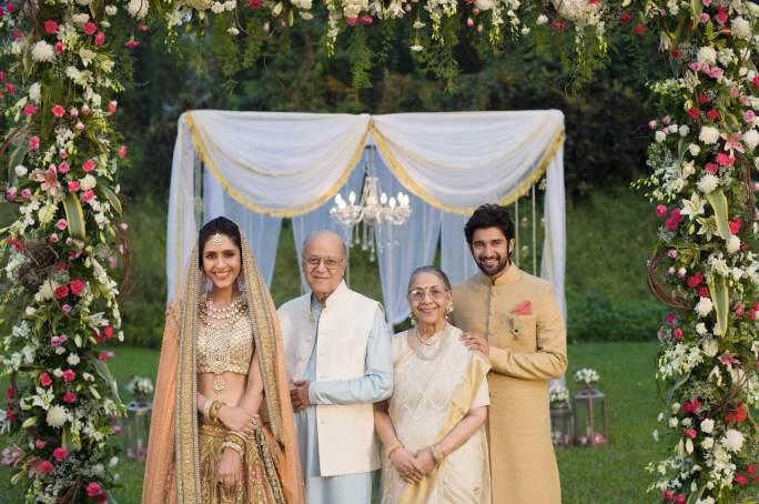 Bridelan Shoot - Indian wedding Style