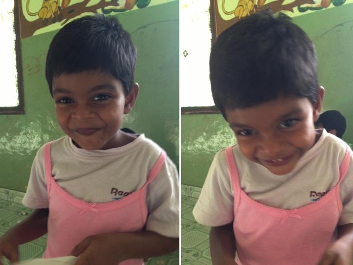 Hello Sunday.   I'm back from Sri Lanka.