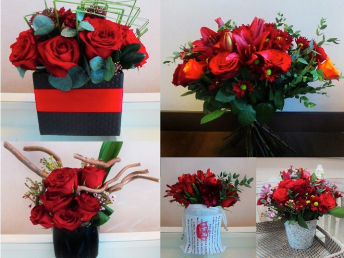 Vintage Bloom - Valentines Day