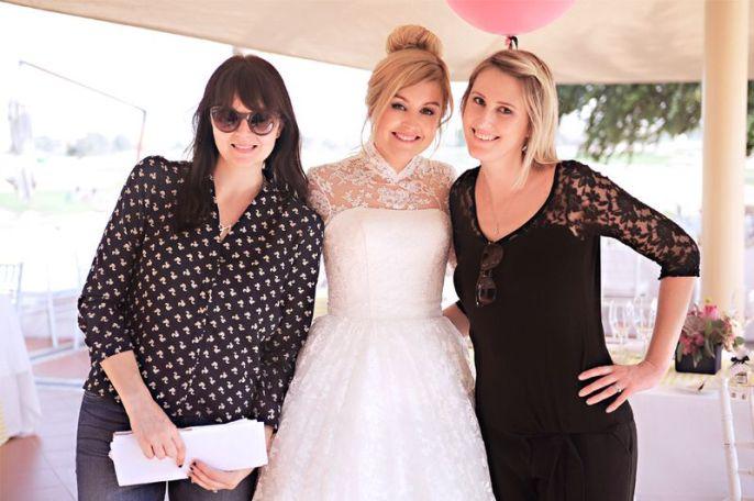 Joelle, Bride & Liz