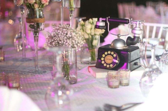 Dot the i's - event planners in Dubai