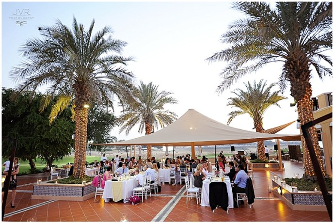 Jill & Nick's wedding at The Arabian Ranches Golf Club
