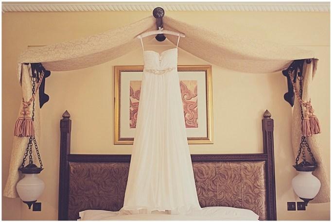 Dubai wedding - Melissa Beattie