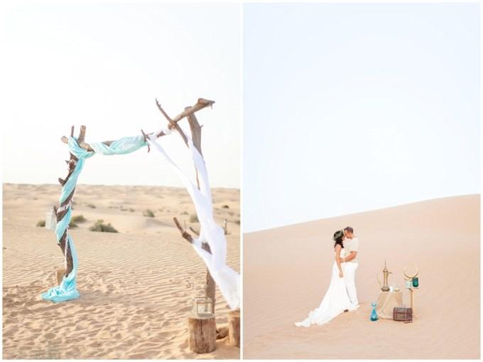 Photography by Maria Sundin - Dubai wedding vendors - styled shoot