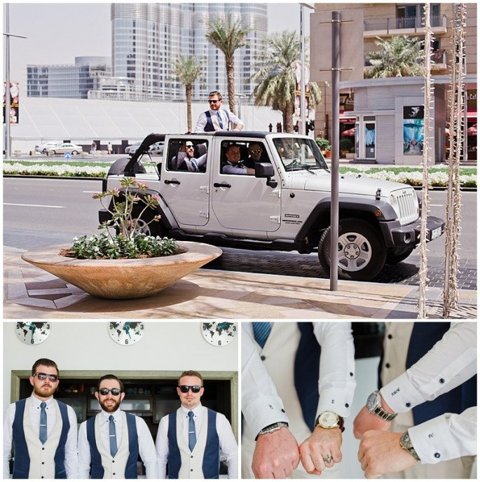 DUBAI WEDDING - THE PALM