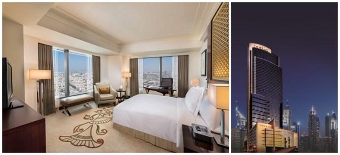 Conrad Hotel - Dubai wedding venue