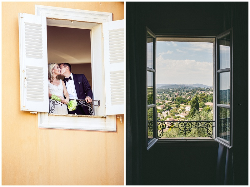 The French Riviera wedding in pictures…