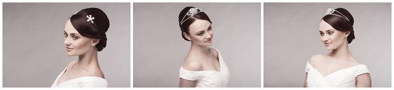 Beautiful headwear by Camilla Carrington