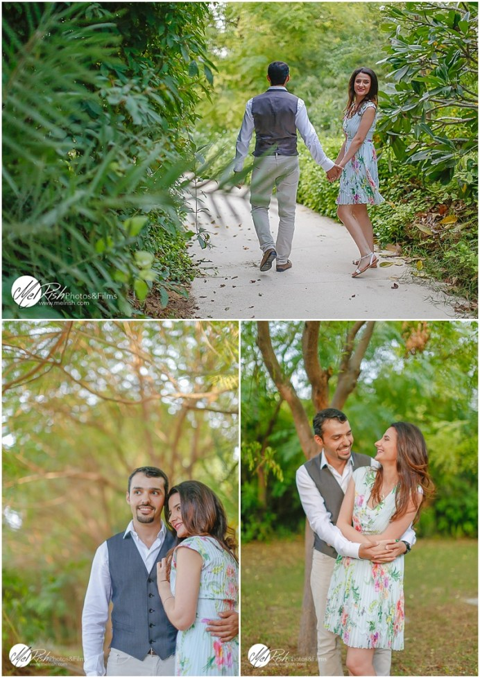Dubai Engagement shoot - Melrish Photography
