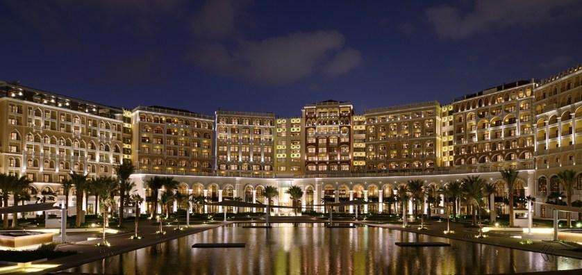 Introducing The Ritz Carlton Grand Canal, Abu Dhabi (A very lovely wedding venue)