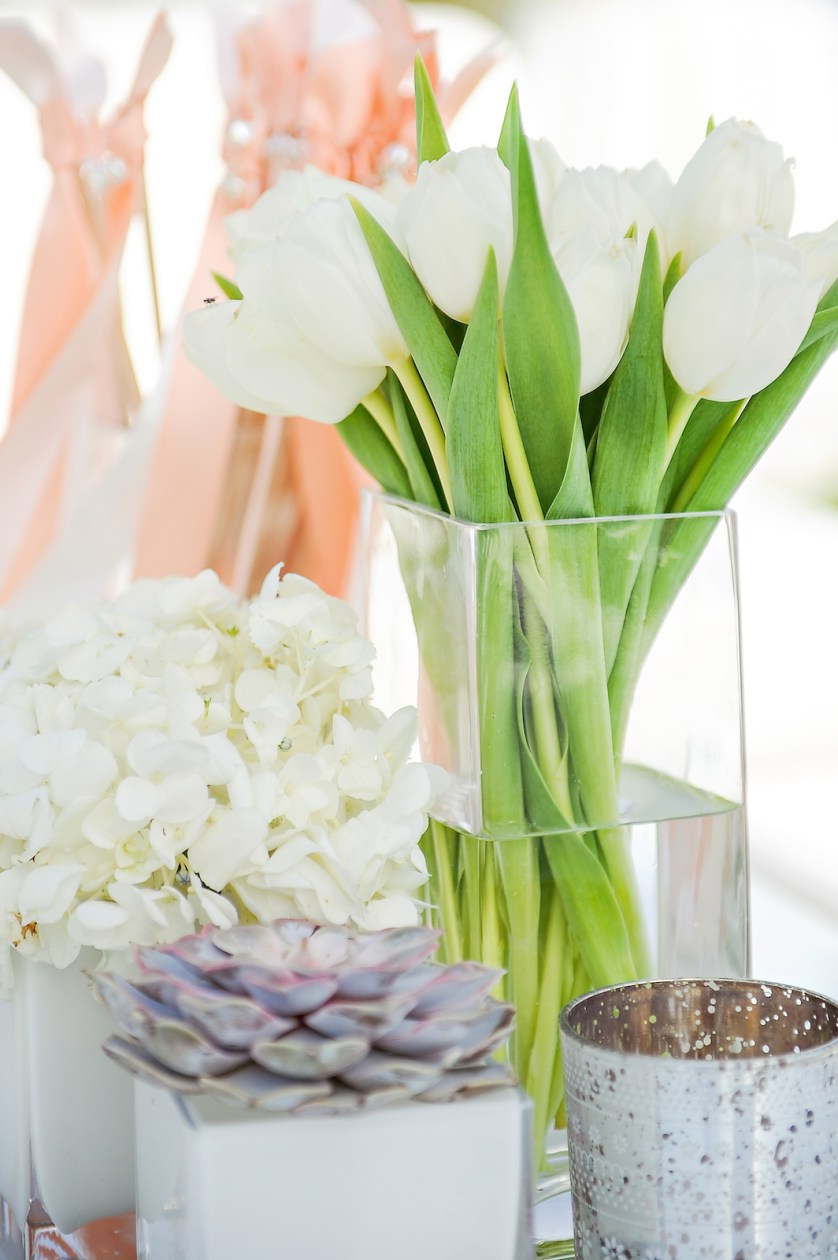 Garden Wedding Inspiration by Dubai Florist 'Vintage Bloom'