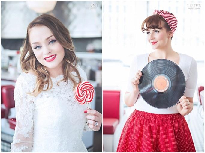 Retro Inspiration - Dubai wedding ideas - JVR Photography