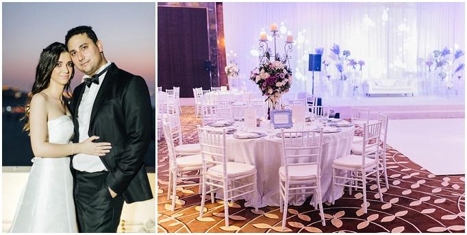 A pretty wedding @ Park Hyatt Abu Dhabi