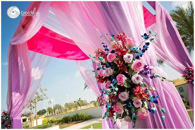 Park Hyatt Wedding Fair in pictures