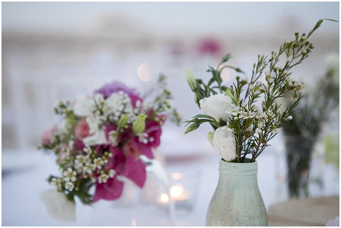 Styling by Joelle @ Lovely Styling. DIY vintage wedding at The Kempinski, Palm Jumeirah Dubai