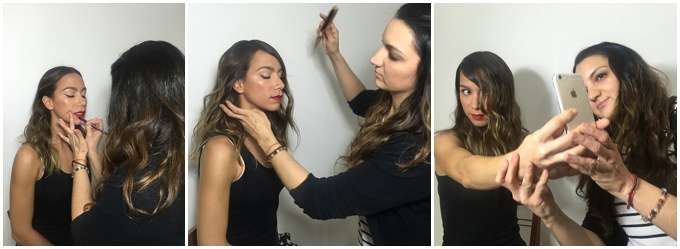 The Sexy Glam Look – Makeup by Monica