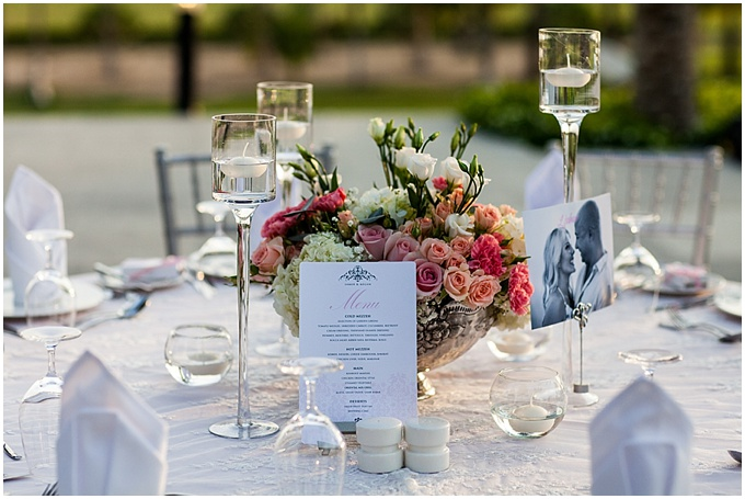 A garden wedding at Desert Palm Resort & Spa – Planned by Masha @ Fabulous Day