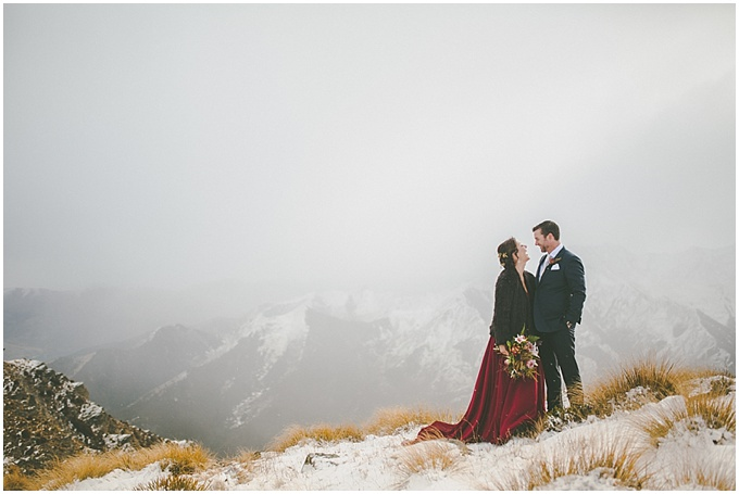 Bernie & Bindi's New Zealand Wedding…