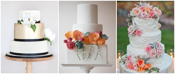 Top tips for sourcing your wedding cake…