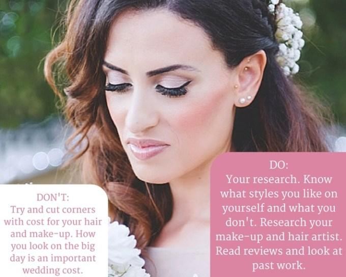 Bridal Trial - Dee & Dal - Dubai Makeup Artists