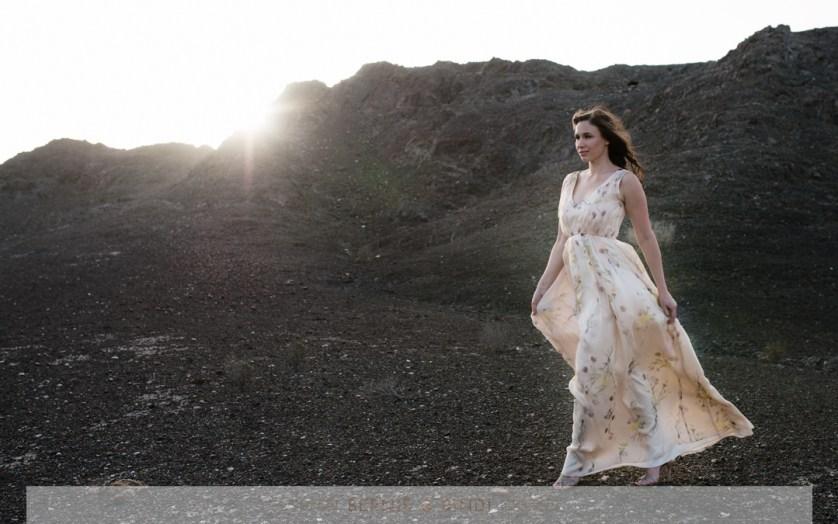 Styled shoot in Oman with photographers; Bernie & Bindi & Brett Florens