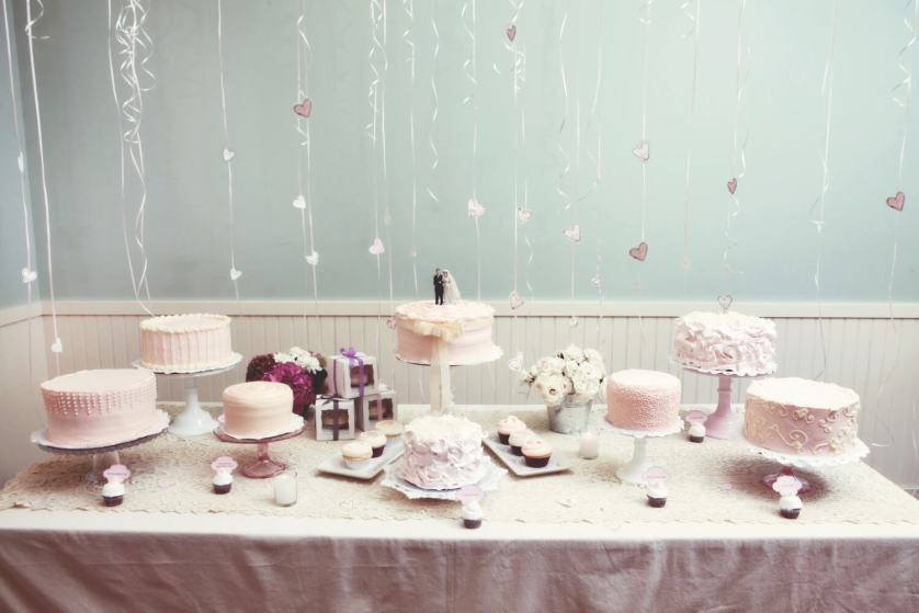 Introducing Magnolia Bakery – The loveliest wedding cakes…