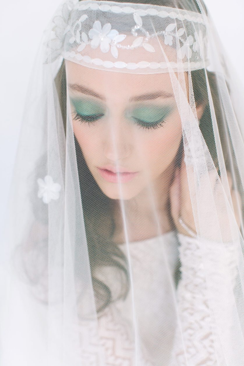 Bridal hair and makeup trends for Spring-Summer 2016 with Monica, MHG Beauty