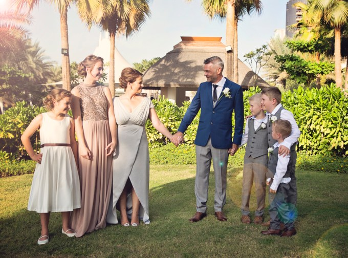 Carl & Donna - Photography by Goldfish - Styling by Lovely Styling - Dubai wedding