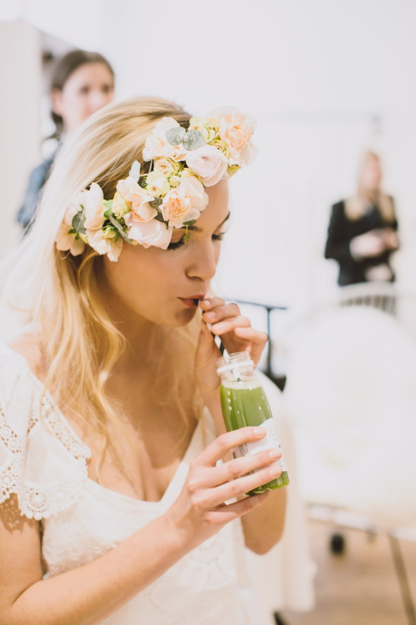 Feel light and beautiful with new juice cleanse wedding package from Detox Delight