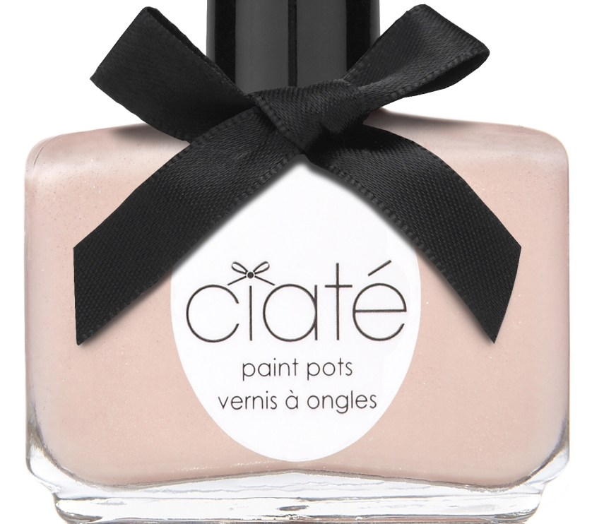 Barely there nails for beautiful brides…nude polishes from the Ciaté collection