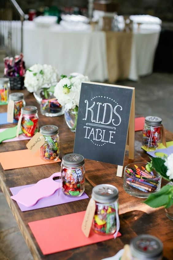 Decor inspiration…keeping the kids entertained