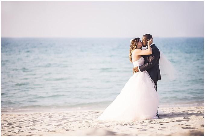 Elena + Sam's Al Qasr Wedding in Dubai