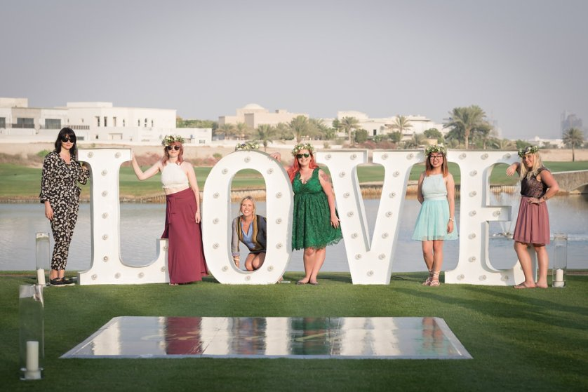 The E-Walls Wedding Event in pictures…