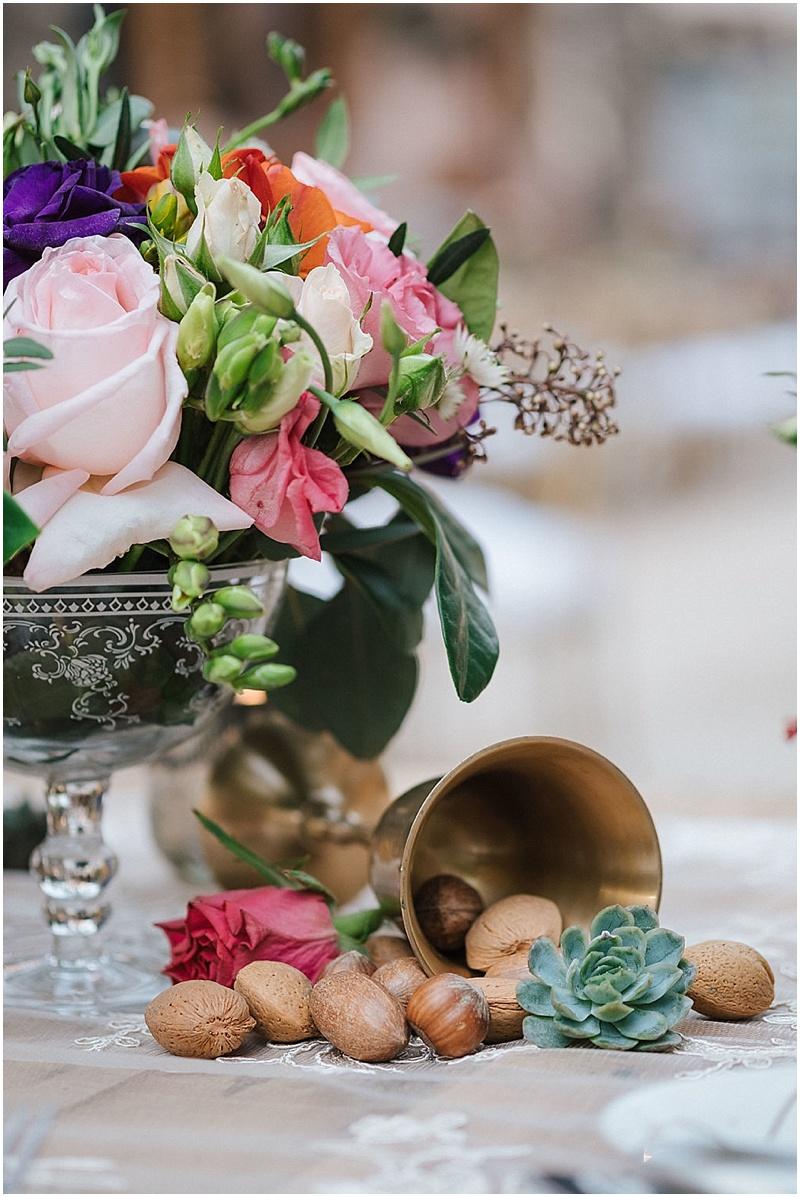 A sneak peek at Mina + Shean's Wedding Decor.