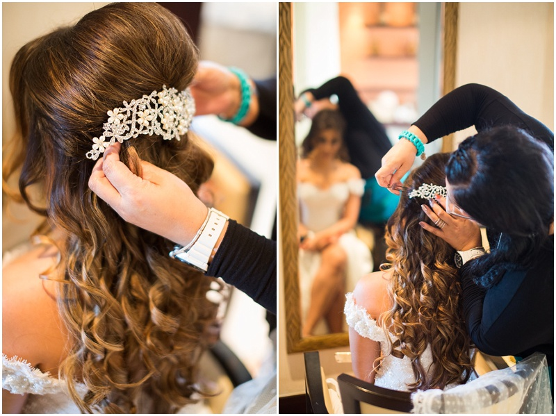 Wedding Hair by Be Bar