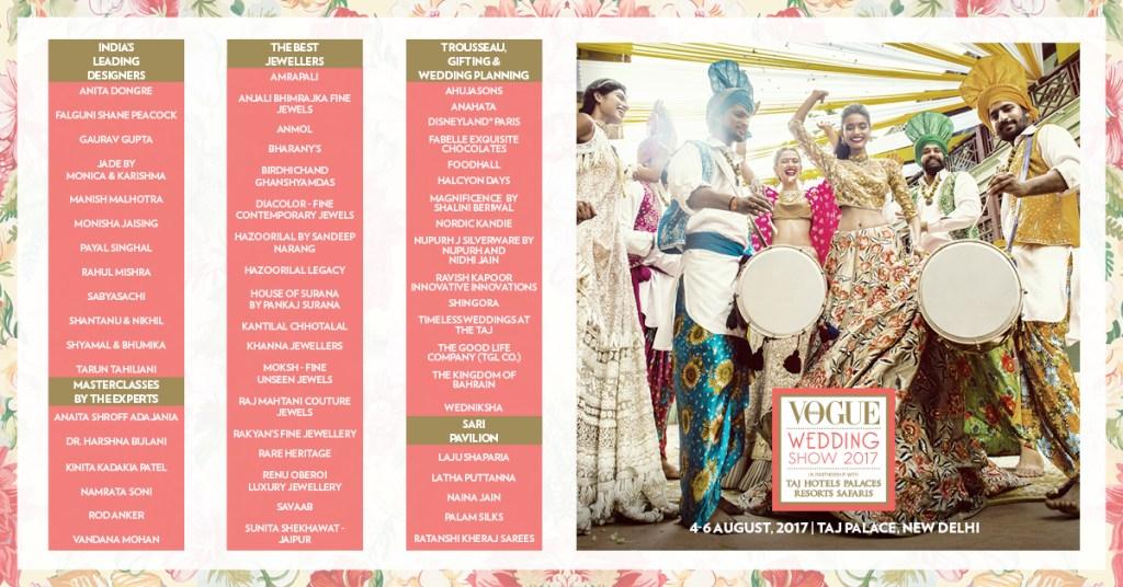 Vogue Wedding fair