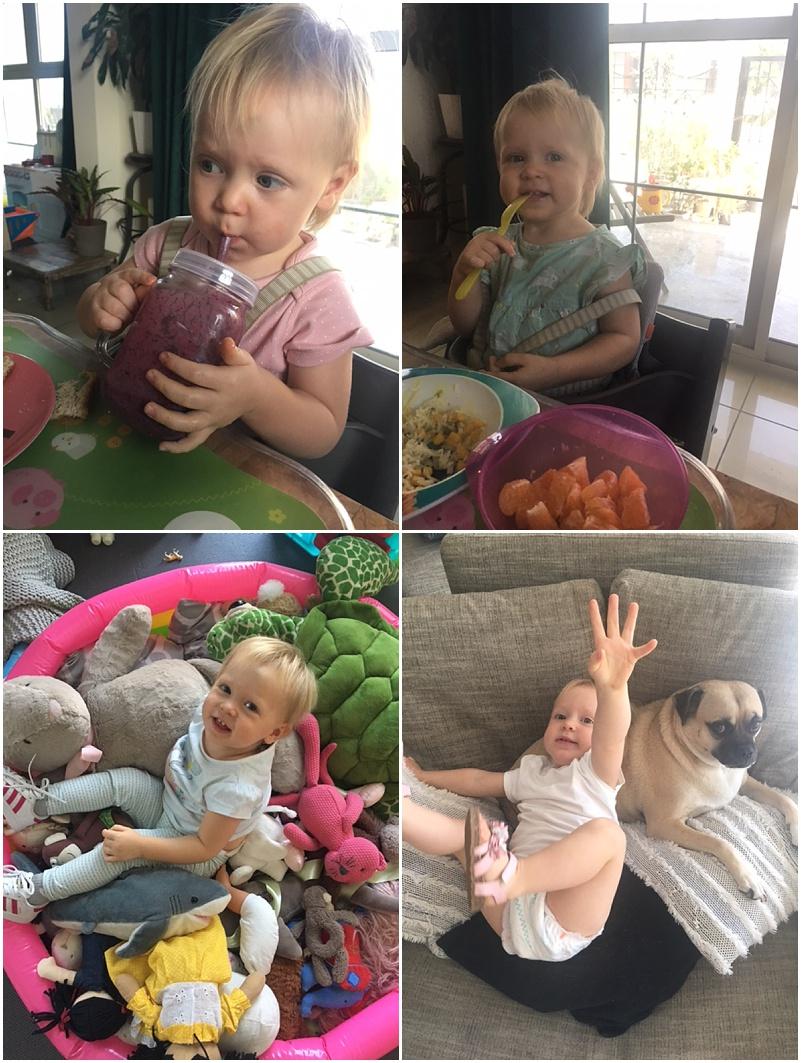I love this chic… baby Adeline rocks my world.