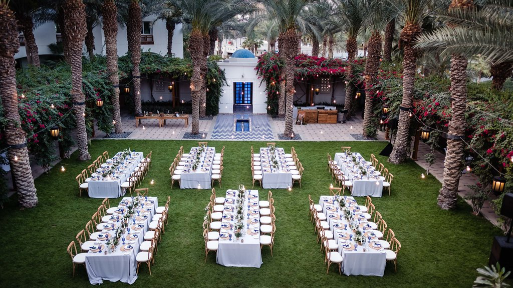 PARK HYATT WEDDING - STYLING BY MY LOVELY WEDDING DUBAI