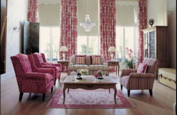 Decorating with Pink Accents
