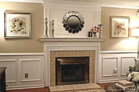 How Much Does It Cost To Hang Tv Over Fireplace Electric