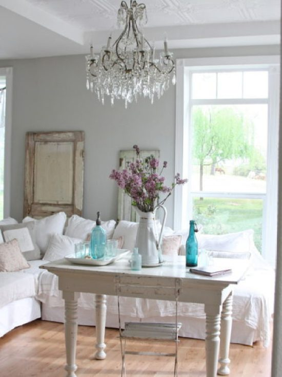 """Shabby Chic Living Room """