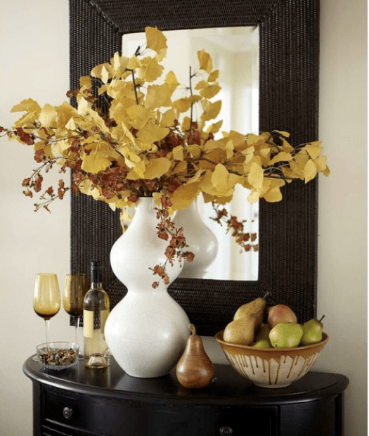 """Fall Foliage Display"""