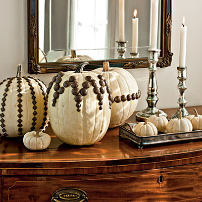 fall pumpkin decor Decorate Your Home For Fall