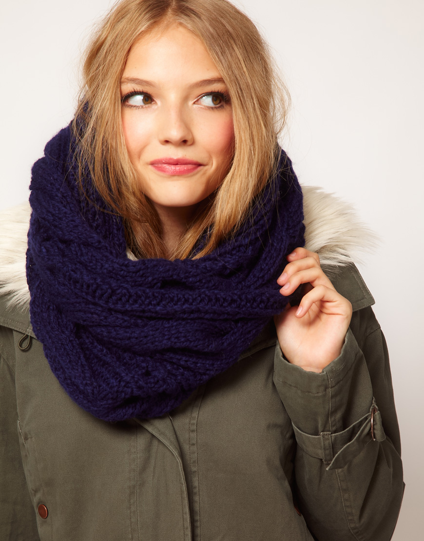 Fall/Winter Scarf Trends
