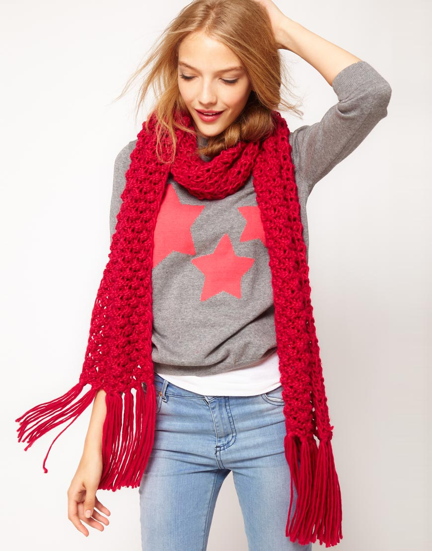 Fall Winter Scarf Trends My Love Of Style My Love Of Style