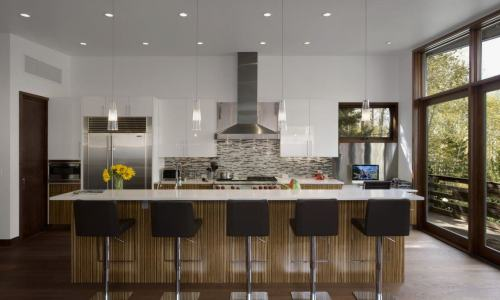 """Contemporary Kitchen"""