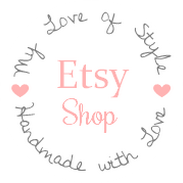 My Love of Style Etsy Shop